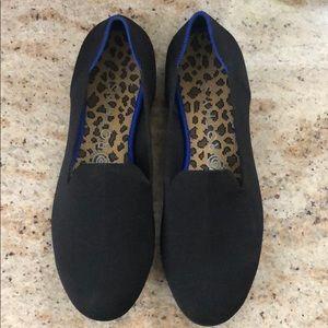 Rothy's black loafer